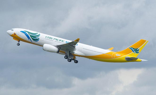 Cebu Pacific A330-300s are coming to Sydney. (Cebu Pacific)