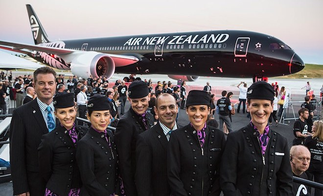 Air NZ will celebrate its 75th anniversary with an exhibition at the national museum Te Papa in Wellington.