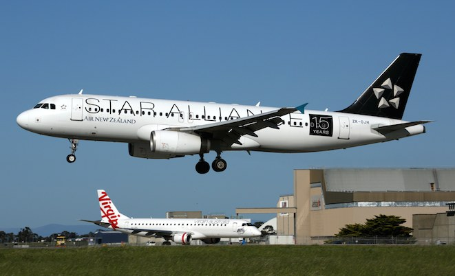 Air New Zealand and Virgin Australia have a deepening commercial relationship. (Rob Finlayson)