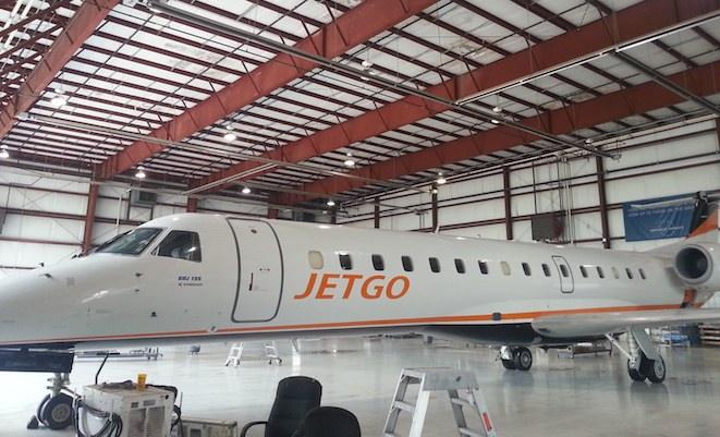 Jetgo Embraer E140LR