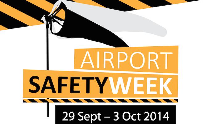 Airport Safety Week. (Australian Airports Association)