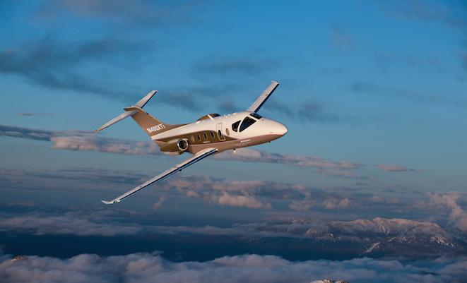 The Nextant 400XTi (Nextant Aerospace)
