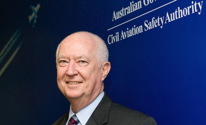 CASA deputy director of aviation safety. (CASA)
