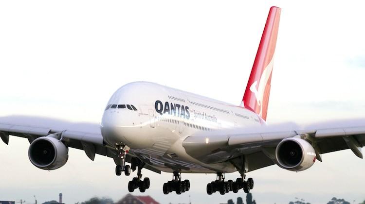 Qantas's international opertation is performing better. (Seth Jaworski)