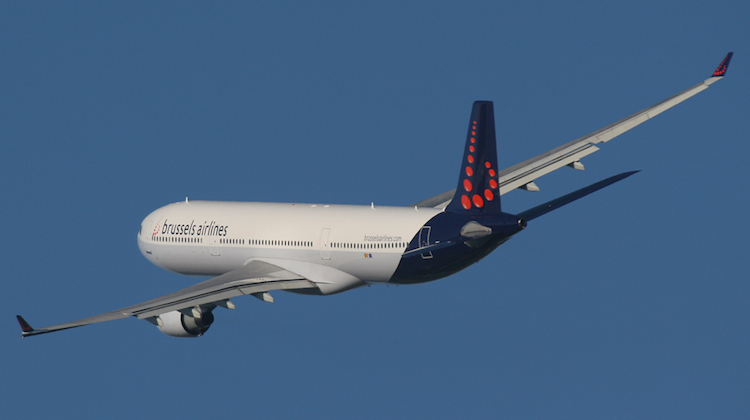 A Brussels Airlines Airbus A330. (Brussels Airlines)
