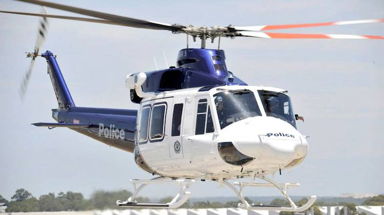 A NSW Police helicopter PolAir 5. (NSW Police)