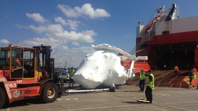 First Kiwi SH-2G arrives AKL