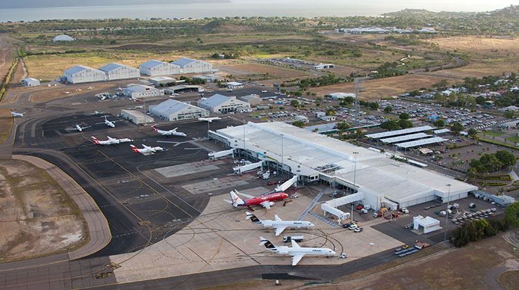International Flights To Resume At Townsville Airport From