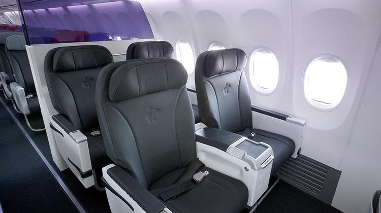 Virgin Australia S New Nz Business Class Telegraphing