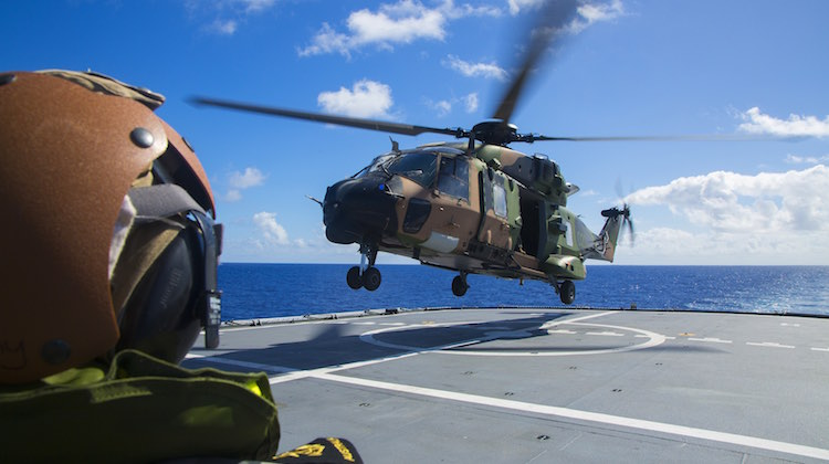 Operation Pacific Assist 2015