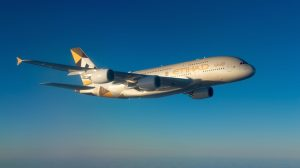 Etihad is starting Airbus A380 service to Sydney from June 1. (Etihad)