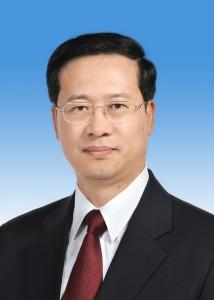 China's Ambassador to Australia Ma Zhaoxu. (Chinese Embassy website)