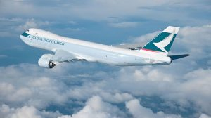 A Cathay Pacific Boeing 747-8F. (Cathay Pacific)