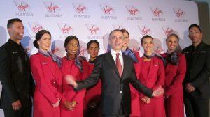 Virgin Australia chief executive John Borghetti. (Jordan Chong)