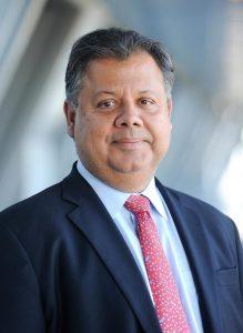 Airbus executive vice president of strategy and marketing Kiran Rao. (Airbus)