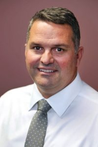 Airservices corporate communication manager Rob Walker. (Airservices)