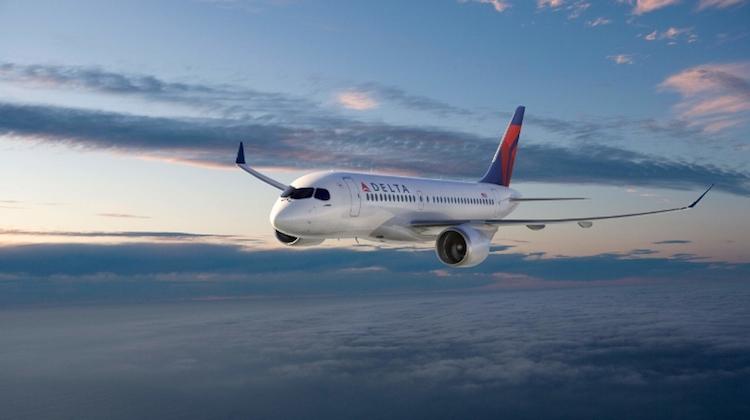 Delta Orders State-of-the-Art, Fuel-Efficient Bombardier C Series (PRNewsFoto/Delta Air Lines)