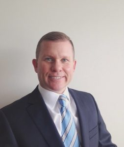 Incoming Queenstown Airport chief executive Colin Keel. (Queenstown Airport)