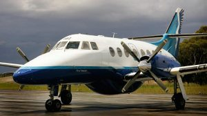 FlyPelican operates Jetstream 32 aircraft. (FlyPelican)