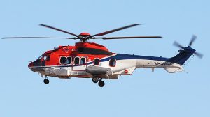 A file image of a CHC Helicopter's EC225LP. (Paul Sadler)