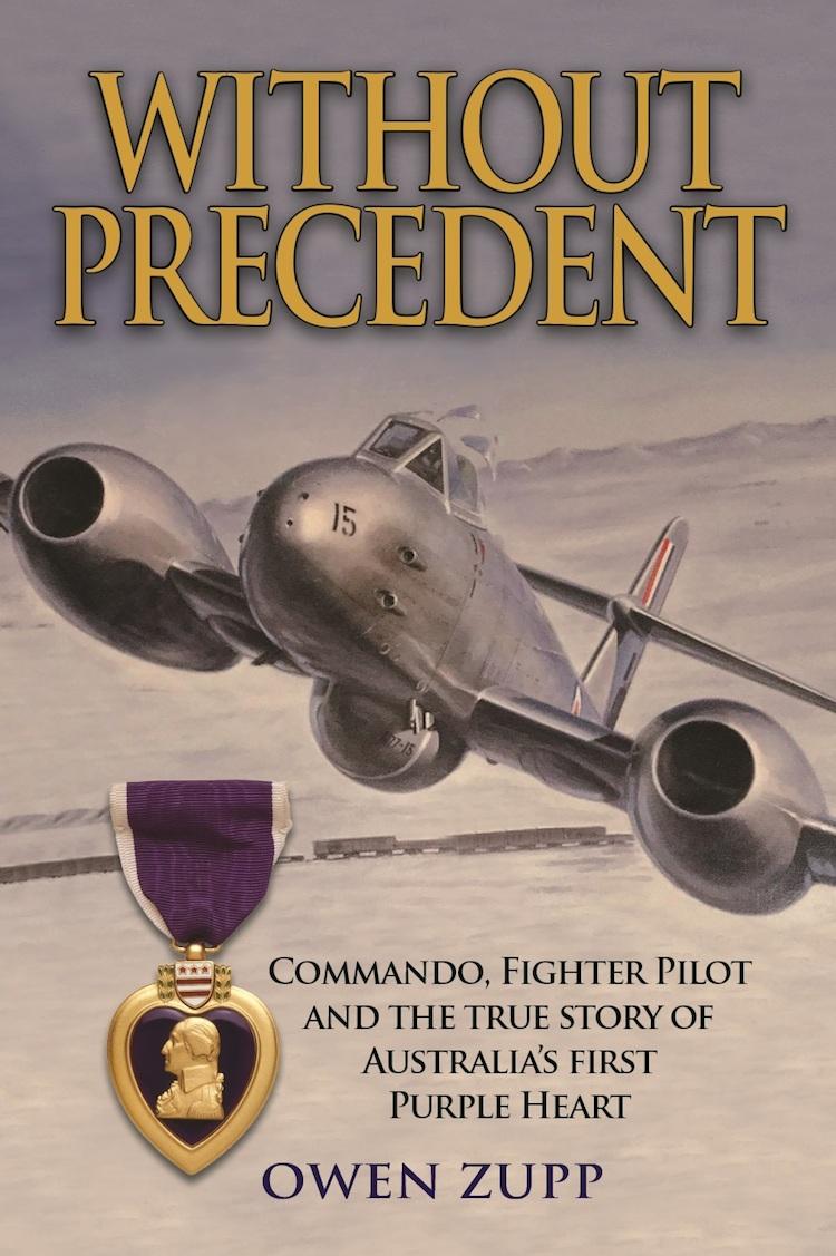 Without Precedent, by Owen Zupp.