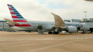 A 2016 file image of American Airlines Boeing 787-8 N814AA at London Heathrow. (Wikimedia Commons/John Taggart)