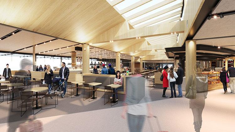 Sydney Airport T2 Improvements Program next stage
