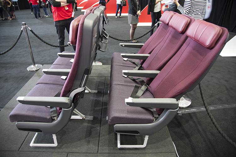 Qantas's 787-9 cabin designed to go the distance - Australian Aviation
