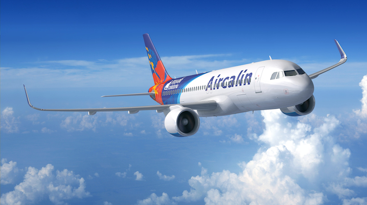 Aircalin has ordered two A320neos. (Airbus)