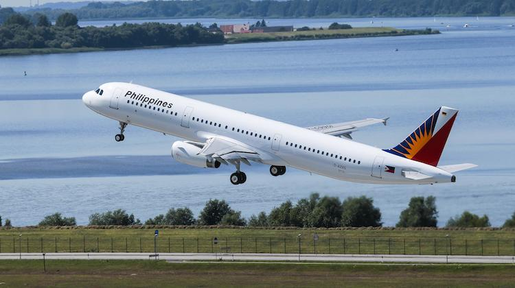 A file image of a Philippine Airlines A321ceo. (Airbus)