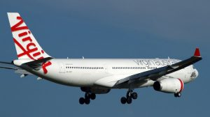 More than 90 per cent of Virgin Australia shares are held by five major shareholders. (Rob Finlayson)