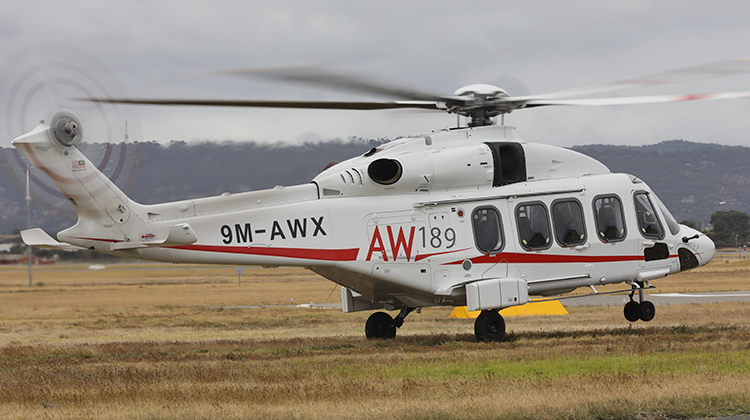 Malaysia has set new rules for foreign commercial helicopter pilots. (Paul Sadler)