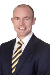 Alliance Airlines chief executive Lee Schofield. (Alliance)