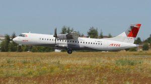A file image of an ATR 72-600. (ATR)