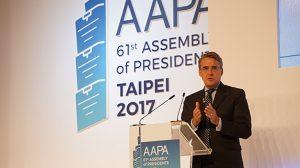 International Air Transport Association chief executive and director general Alexandre de Juniac. (IATA)