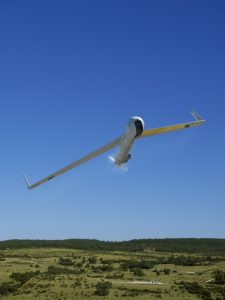 A file image of an Insitu ScanEagle. (Insitu Pacific)