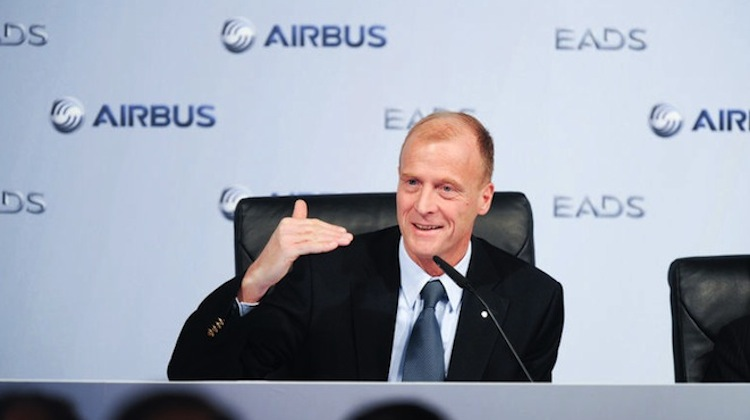 A file image of Tom Enders. (Airbus)
