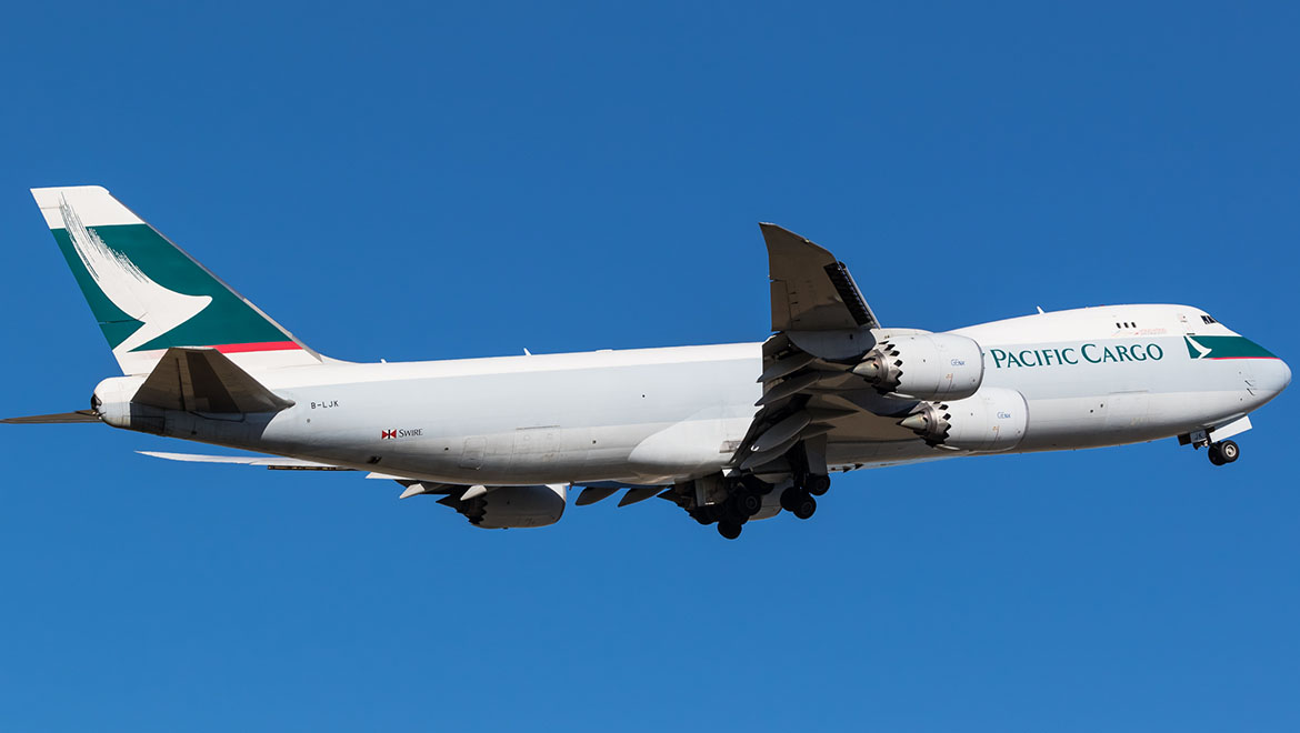 Taking delivery – how Cathay Pacific accepts into service a
