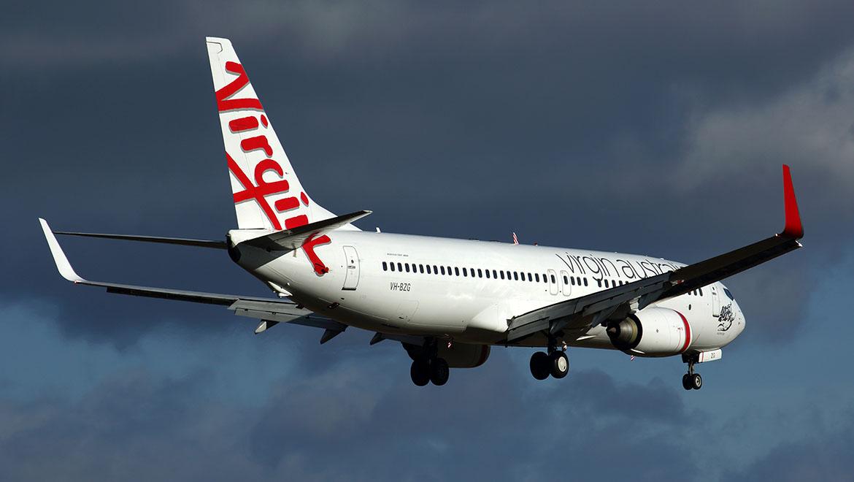 Virgin Australia will continue a seasonal Newcastle-Auckland service with Boeing 737-800s. (Rob Finlayson)