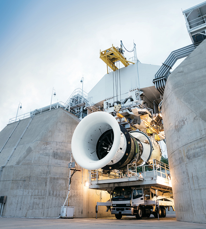 AA PODCAST #22: A look at the GE9X engine with with Ted Ingling