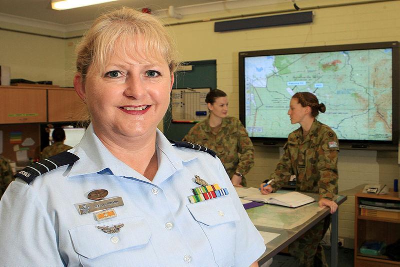 Wing Commander Lee de Willton (Defence)