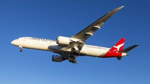 Qantas will fly the Boeing 787-9 to San Francisco from December 2019. (Seth Jaworski)