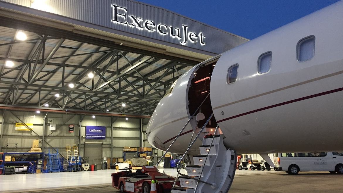Execujet is Australia's largest operator of business aircraft. execujet
