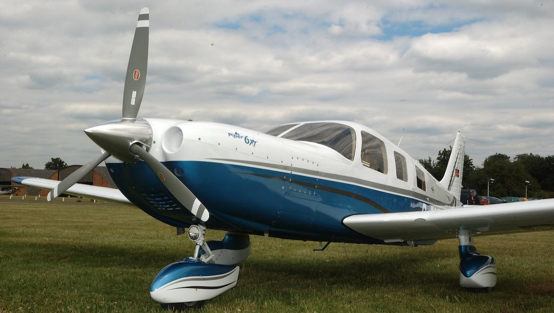 A close look at the Piper Cherokee 6XT. (Keith Wilson)