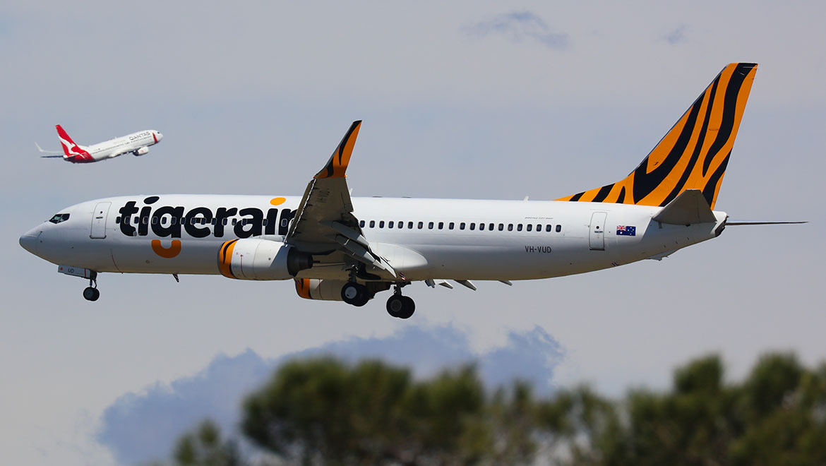Tigerair Australia is switching from the A320 to the 737. (Victor Pody)