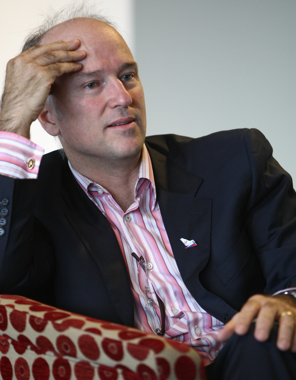 Brett Godfrey was Virgin Blue's first chief executive. (Australian Aviation)
