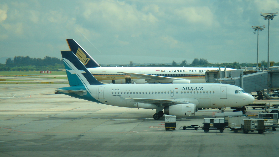 Singapore Airlines and SilkAir merger progresses with ...