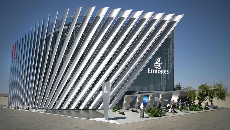Emirates is planning to showcase the future technologies of aviation at its 2020 Dubai Expo pavilion. (Emirates)