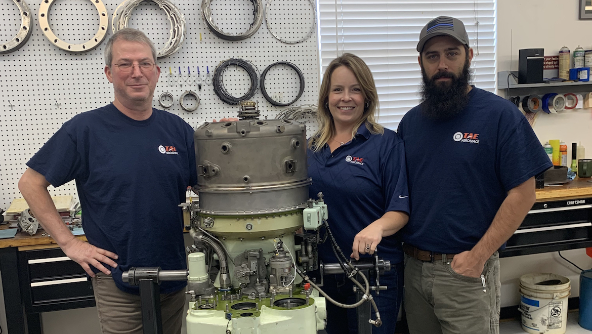 TAE Aerospace adds third US MRO company to its stable