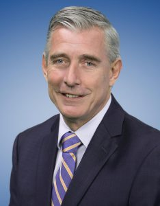 A supplied image of incoming Air New Zealand chief executive Greg Foran. (Air New Zealand)